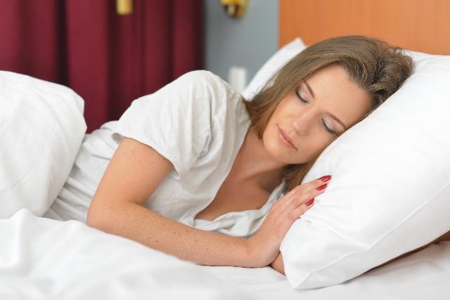 睡眠の姿勢