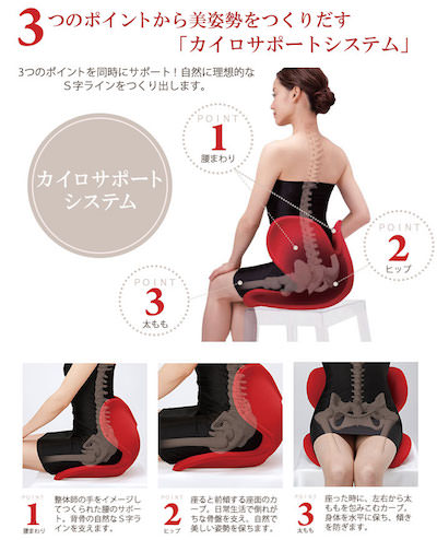 Pelvic cushion