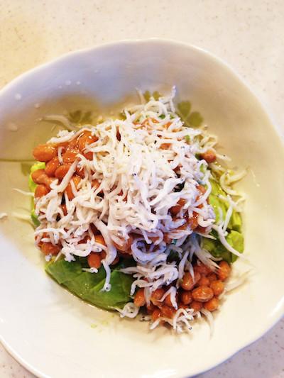 Avocado nattou